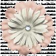 Softly Falling Layered Flower 15
