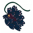 At The Table Sticker Flower 3