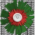Vintage Xmas Flower Layered 3