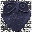 Vintage Xmas Owl