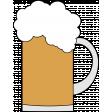 The Guys Beer Mug 1