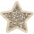 Winter Fun Glitter Star