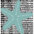 Coastal Print - Starfish