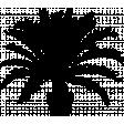 Vintage Palm 1 Template
