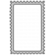 Kenya Stamp Template