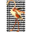 Kenya Elements flamingo