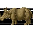 Kenya Elements rhino