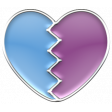 Enamel Pieces Kit 1 - Broken Heart 01