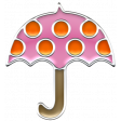 Enamel Pieces Kit 1 - Umbrella 01