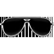 Summer Lovin MiniKit enamel sunglasses