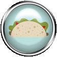 Food Day Collab Taco flair taco
