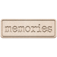 Scraps Bundle 4 Elements - Memories