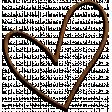 Scraps Bundle 4 Elements - Wooden Heart