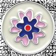 Good Vibes - Enamel Flower 2
