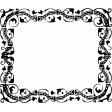 Free Spirit Word Art - Frame Stamp