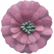 Day of Thanks Elements - Pink Flower