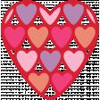 Valentine's Clip Art - Hearts 1