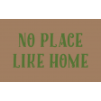 Home For The Holidays Elements - Label No Place