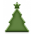 Home For The Holidays Elements - Sticker Tree