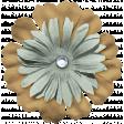 Tea & Toast Elements Kit - Layered Flower 3