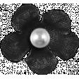 Granny Punk Elements - Flower Pearl Black