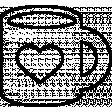 A Mug & A Book Stamps Kit- Stamp Mug