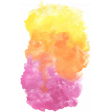 Watercolor Kit #5 - Brush 6 Color