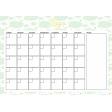 The Good Life May Calendar A4