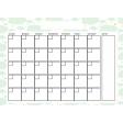 The Good Life May Calendar 5x7 Blank