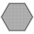 Tag Templates Set #1 - Hexagon