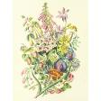Seriously Floral #2 Pocket Cards Kit - JC 06