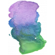 Watercolor Kit #6 - Paint 5 Color