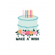 The Good Life June Birthday Pocket Cards - Birthday JC 03 3x4