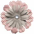 The Good Life July Elements - Flower 7 Tan