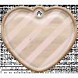 The Good Life July Elements - Heart Brad 1