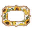 Go West-Elements -Wood Frame Flowers