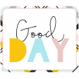 The Good Life July Elements - Tag Good Day
