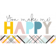 The Good Life July Elements - Tag You Make Me Happy