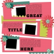 Layout Templates Kit #35 - Layout 4