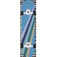 West Coast Best Coast Stamps - Skateboard 1 Stamp