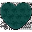 West Coast Best Coast Elements - Rubber Heart