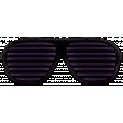 West Coast Best Coast Elements - Rubber Sunglasses Purple