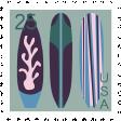 West Coast Best Coast Elements - Stamp 2