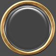 Brad 10 Template - Gold Border