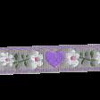 Flower Power Elements Kit - Floral Ribbon
