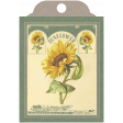 Flower Power Elements Kit -  Sunflower Tag