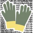 Flower Power Elements Kit - Sticker Gloves Green