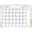 The Good Life: October Calendars - 5x7 Blank
