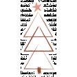 The Good Life - December Elements - Sticker Tree 10