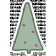 The Good Life - December Elements - Sticker Tree 6